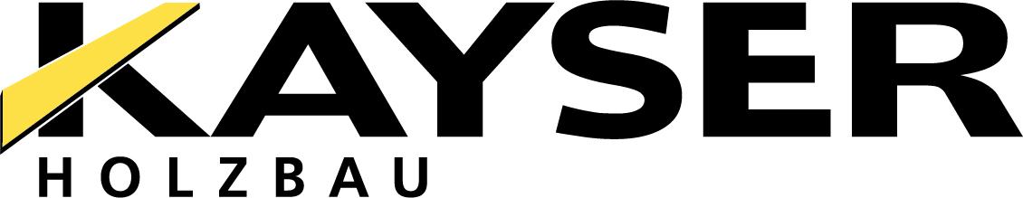 Logo Kayser Holzbau RGB DE